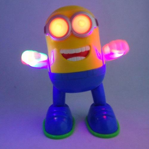 Đồ chơi minion biết nhảy múa phát sáng