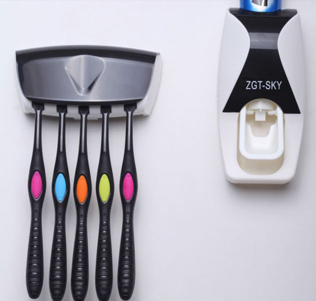 dụng cụ lấy kem đánh răng thông minh ZGT-SKY