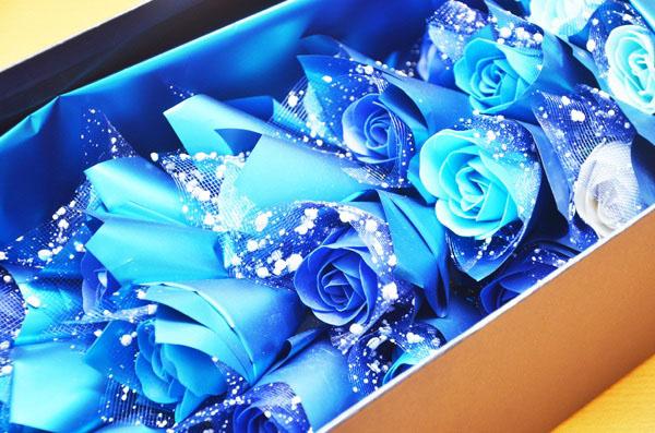 Hoa hồng sáp có độ bền cao