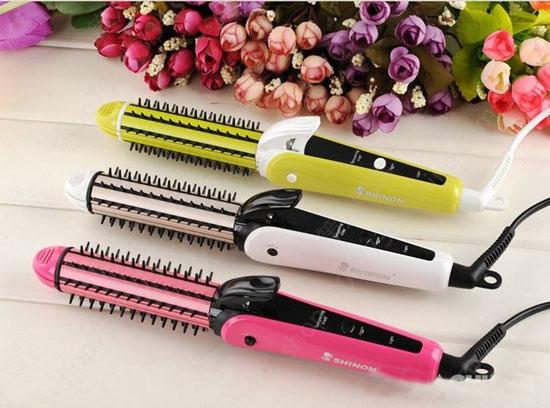 Máy kẹp tóc 3 in 1 Shinon SH-8097