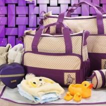 Bộ túi 5 chi tiết dành cho mẹ và bé
