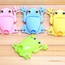 Bán buôn dụng cụ để bàn chải đánh răng hình chú ếch