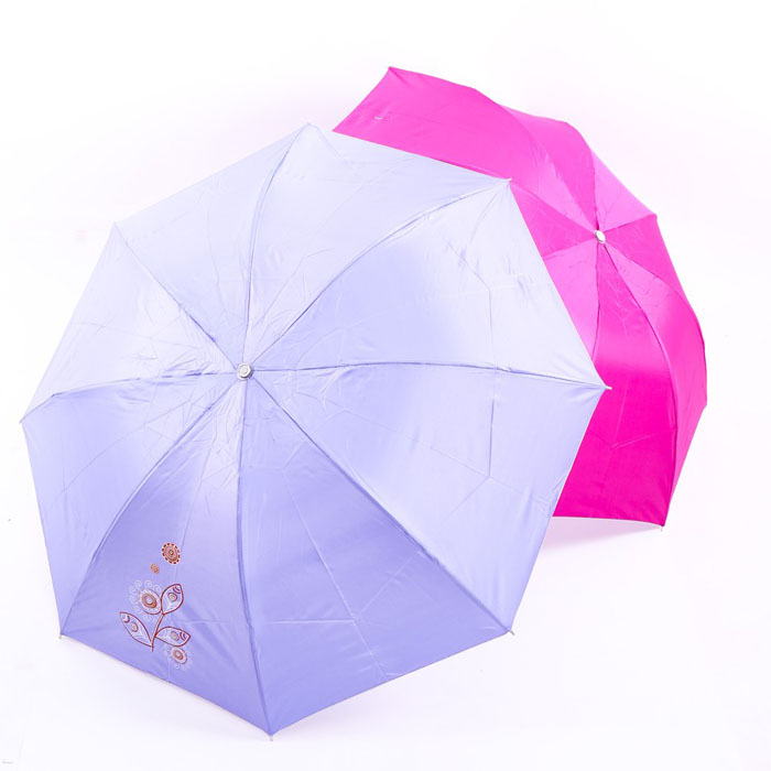 Bán buôn ô đi mưa hình lọ hoa hồng