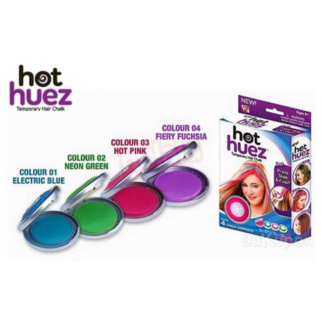 Bán buôn Phấn nhuộm tóc Hot Huez