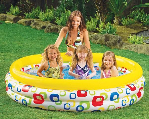 Bán buôn bể bơi phao Intex 58439