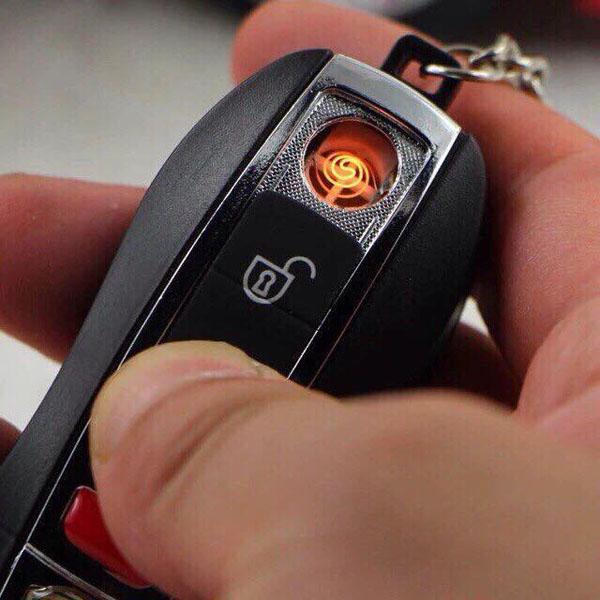 Bán buôn bật lửa điện sạc hình siêu xe giá rẻ