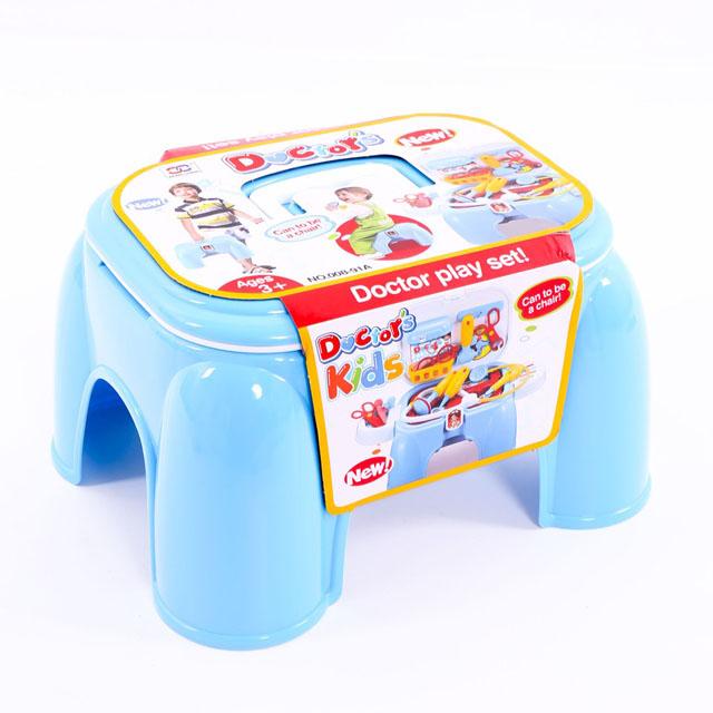 Bán buôn bộ đồ chơi bác sĩ hình chiếc ghế