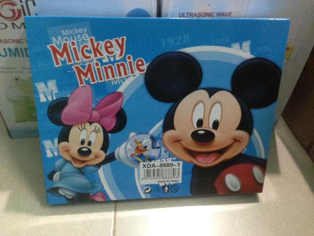 Bán buôn bộ đồ dùng học tập chuột Mickey