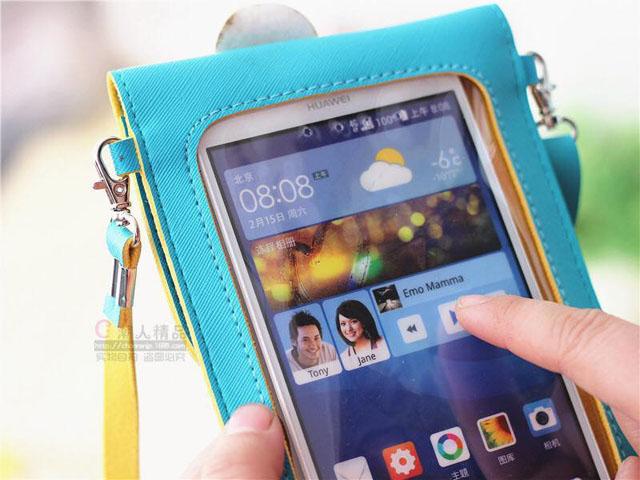 Bán buôn túi đựng điện thoại cảm ứng dễ thương