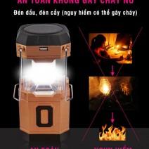 Đèn sạc pin năng lượng mặt trời Cl-901