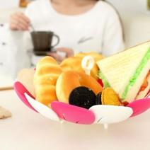 Đĩa đựng hoa quả gấp gọn