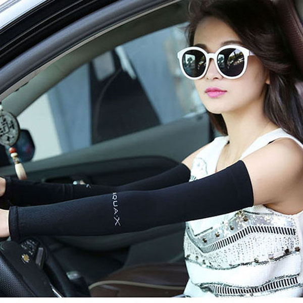 Bán sỉ bán buôn găng tay chống nắng Aqua X Hàn Quốc