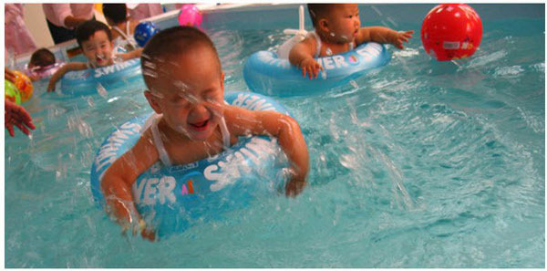 Bán sỉ phao tập bơi swim trainer