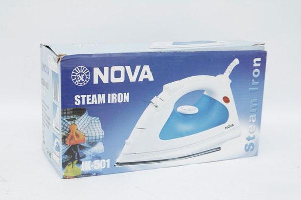 Bán buôn bàn là hơi nước nova jk-501