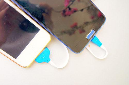 Bán sỉ cáp sạc điện thoại đa năng 4 cổng