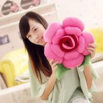 Bán buôn gối ôm hình hoa hồng giá rẻ