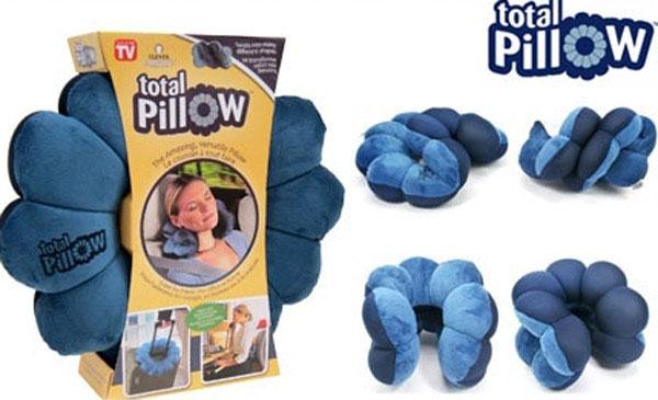 Bán buôn gối tựa lưng Total Pillow 5 trong 1