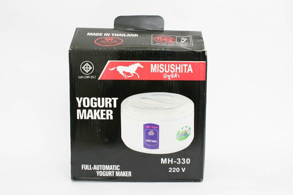 Bán buôn máy làm sữa chua mitsushita MH-330
