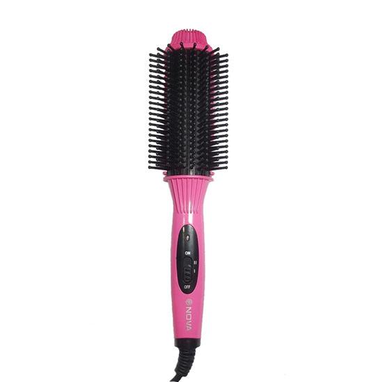 Bán buôn lược điện uốn tóc đa năng Nova NHC-8810