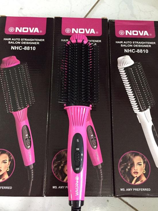 Bán buôn lược điện uốn tóc Nova NHC-8810