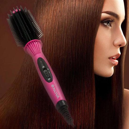Bán sỉ lược điện uốn tóc đa năng Nova NHC-8810