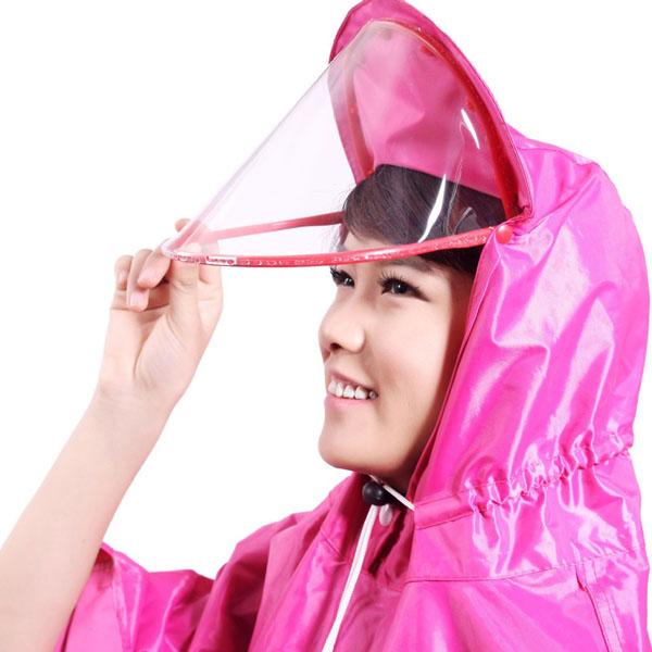 Bán sỉ áo mưa choàng kính có che mặt
