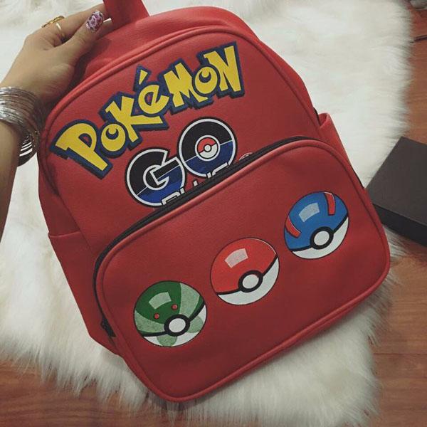 Balo pokemon go plus cho bé