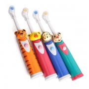 Bàn chải đánh răng tự động hình thú
