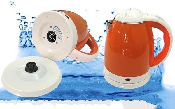 Bình đun nước siêu tốc 2 lớp Electric Kettle