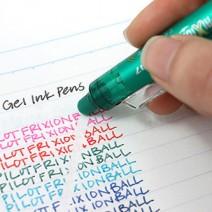 Bút bi ma thuật viết xong xóa được