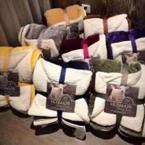 Chăn lông cừu Ultimate size 2m x 2m3