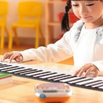 đàn piano điện tử uốn dẻo