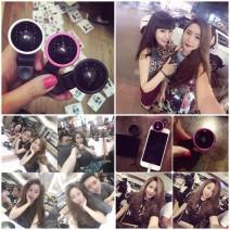 Lens chụp hình 3 in 1 cho điện thoại