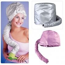 Mũ hấp tóc dùng máy sấy nóng an toàn