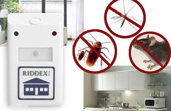 Bán buôn thiết bị đuổi côn trùng riddex