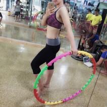 Bán buôn vòng lắc eo massage hula hoop