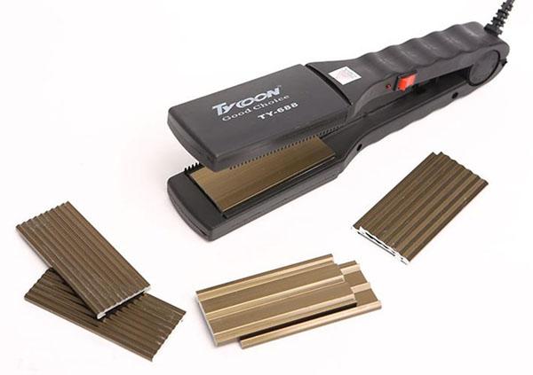 Máy bấm duỗi tóc 4 trong 1 Tycoon TY-688