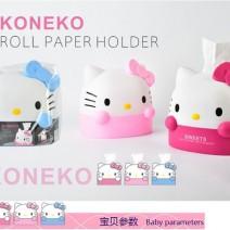 Hộp đựng khăn giấy mèo kitty