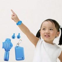 Vòng đeo tay chống trẻ đi lạc độc đáo