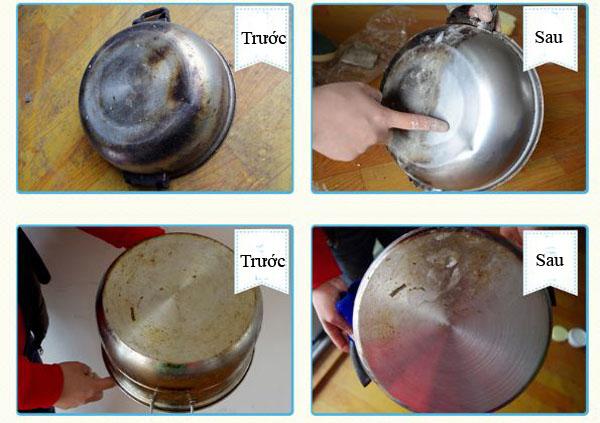 Kem tẩy rỉ kim loại đa năng Hàn Quốc 500 ml