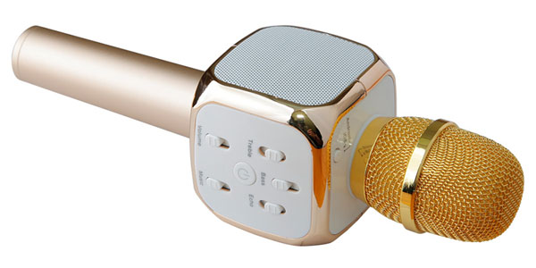 Bán sỉ micro karaoke kèm loa bluetooth K8
