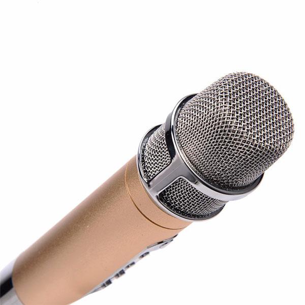 Microphone kèm loa bluetooth K168