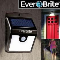 Đèn cảm biến năng lượng mặt trời Ever Brite