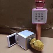 Mic karaoke kèm loa T-10