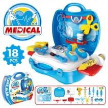 Bộ đồ chơi vali bác sỹ cho bé