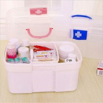 Hộp thuốc y tế gia đình Multi Function Case