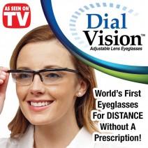 Kính mắt điều chỉnh tiêu cự Dial Vision