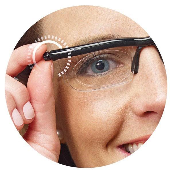 Bán sỉ kính mắt điều chỉnh tiêu cự Dial Vision