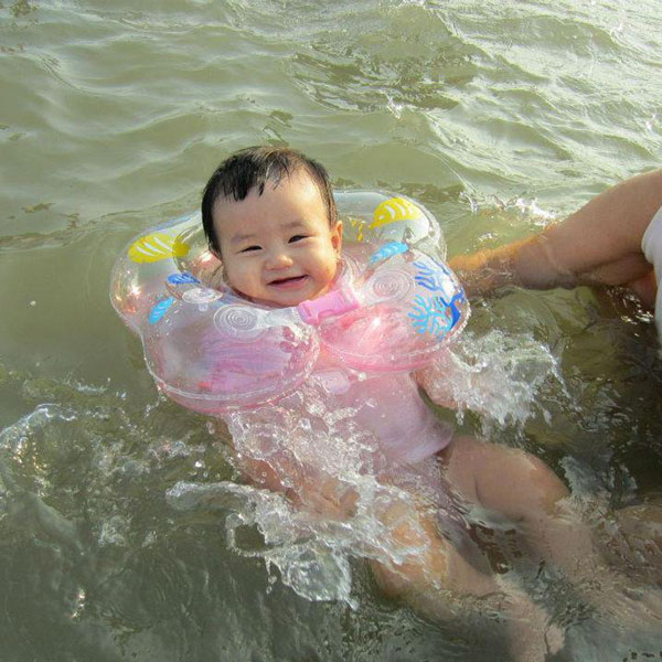 Bán buôn phao bơi đỡ cổ cho bé yêu