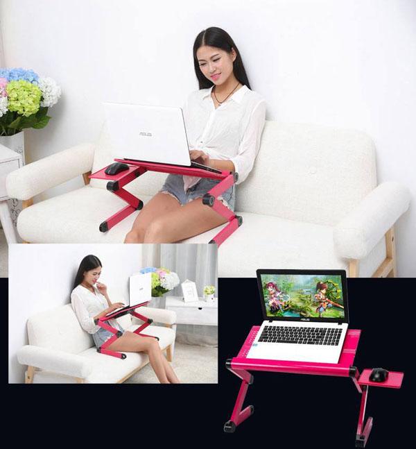 Bán buôn bàn để laptop xoay đa năng
